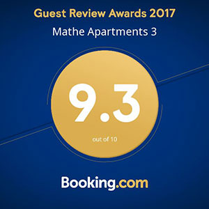 2017 Awards Mathe Apartments